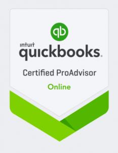 intuit quickbooks Certified ProAdvisor Online logo